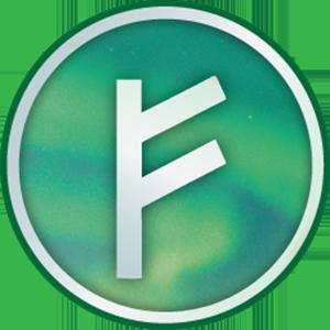 Auroracoin icon