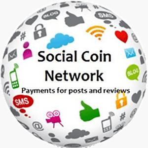 SocialCoin icon